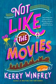 """""""Not Like the Movies"""" is the fourth book from Bellville native Kerry Winfrey. It will be out Tuesday."""