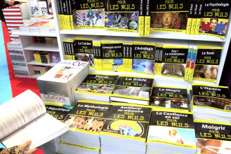 The For Dummies brand covers 2000 topics and the books have been translated into 30 languages.