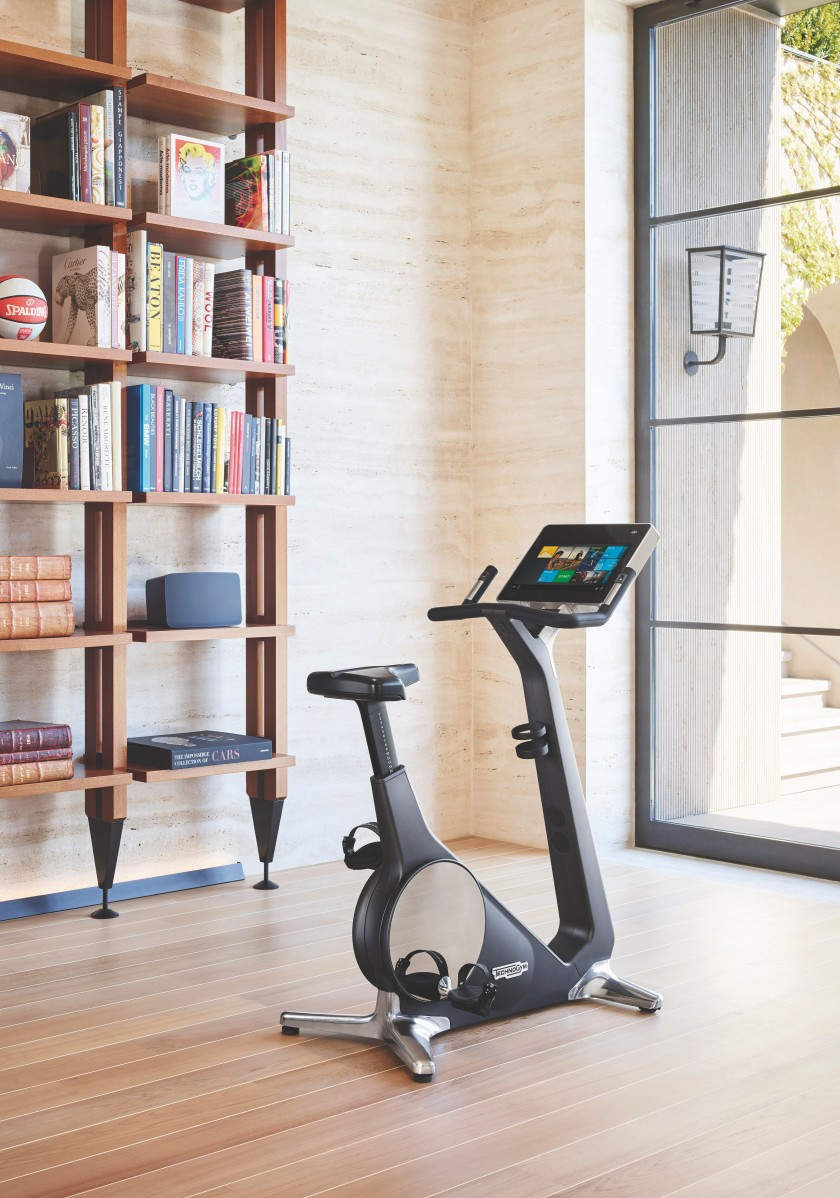 Having exercise equipment at home makes fitness more achievable for even the most time-stressed among us.