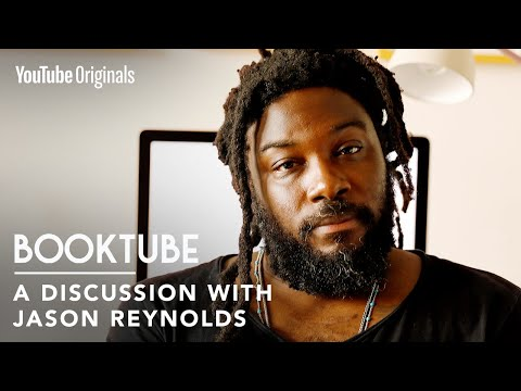 Jason Reynolds: Honesty, Joy, and Anti-Racism | BookTube