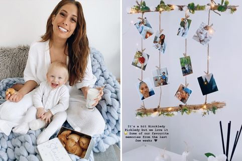 Stacey Solomon amazing new hack sees her create a quarantine memory catcher